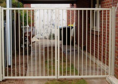 Grange Design; Double Gates; Classic Cream; Camden Park