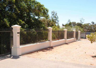 Seacliff Design Melrose Spear Port Augusta Satin Black